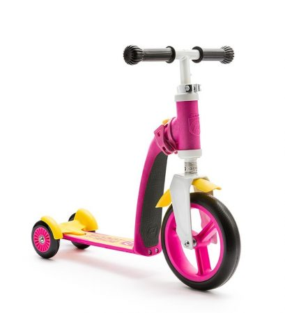 Scoot and Ride Highwaybaby+ futóbicikli&roller  2 in 1 / pink