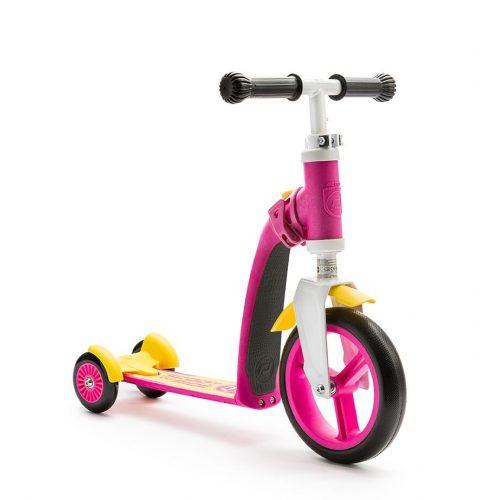 Scoot and Ride Highwaybaby+ futóbicikli&roller  2 in 1 / pink