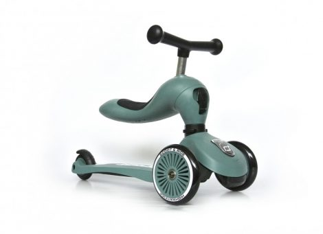 Scoot and Ride Highwaykick1.  2 in 1 kismotor/roller Forest