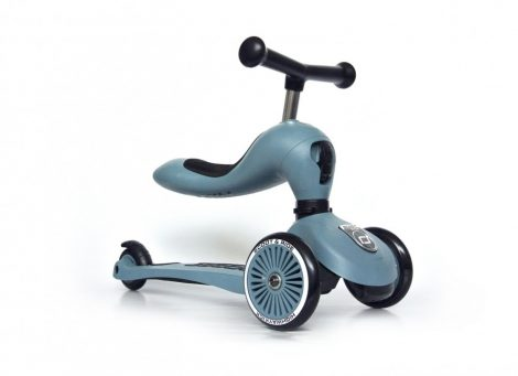 Scoot and Ride Highwaykick1.  2 in 1 kismotor/roller STEEL