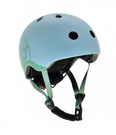 Scoot and Ride Baby sisak XXS-S  Steel/Gyerek sisak