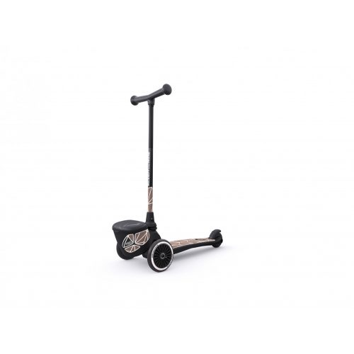 Scoot&Ride HIGHWAYKICK 2 Lifestyle BROWN LINES Roller