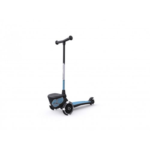 Scoot&Ride HIGHWAYKICK 2 Lifestyle Steel Fényvisszaverős  LED  Roller